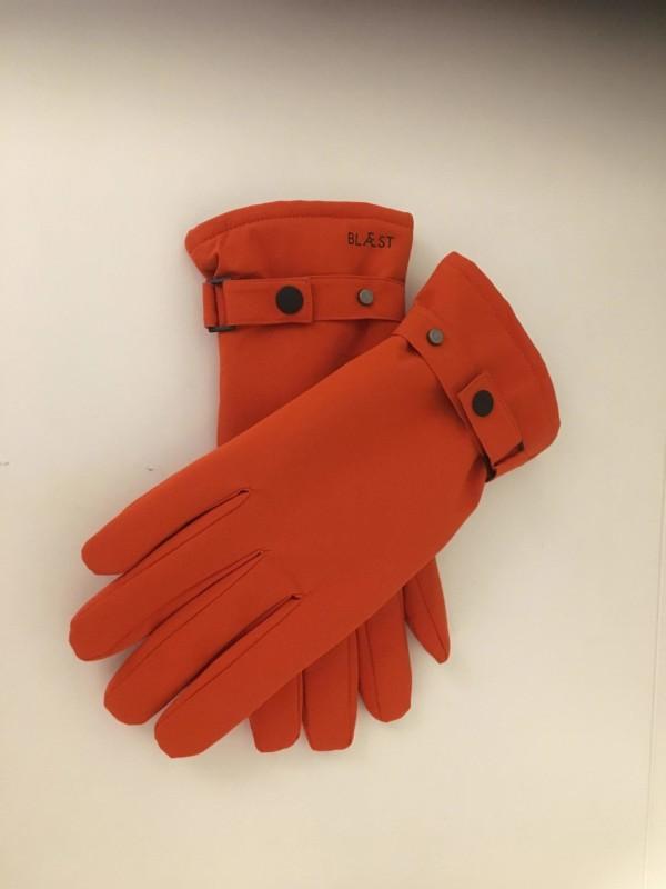 Blæst hansker orange 1
