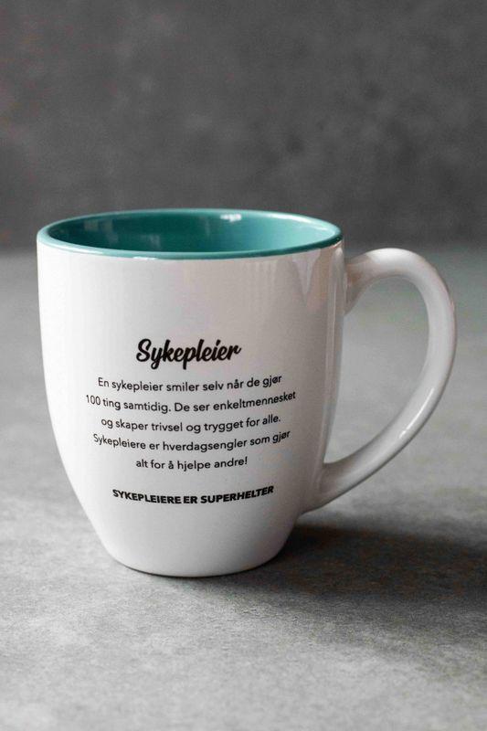 44307_Designhandel_Kopp_-_Sykepleier_SUPERHELT_1